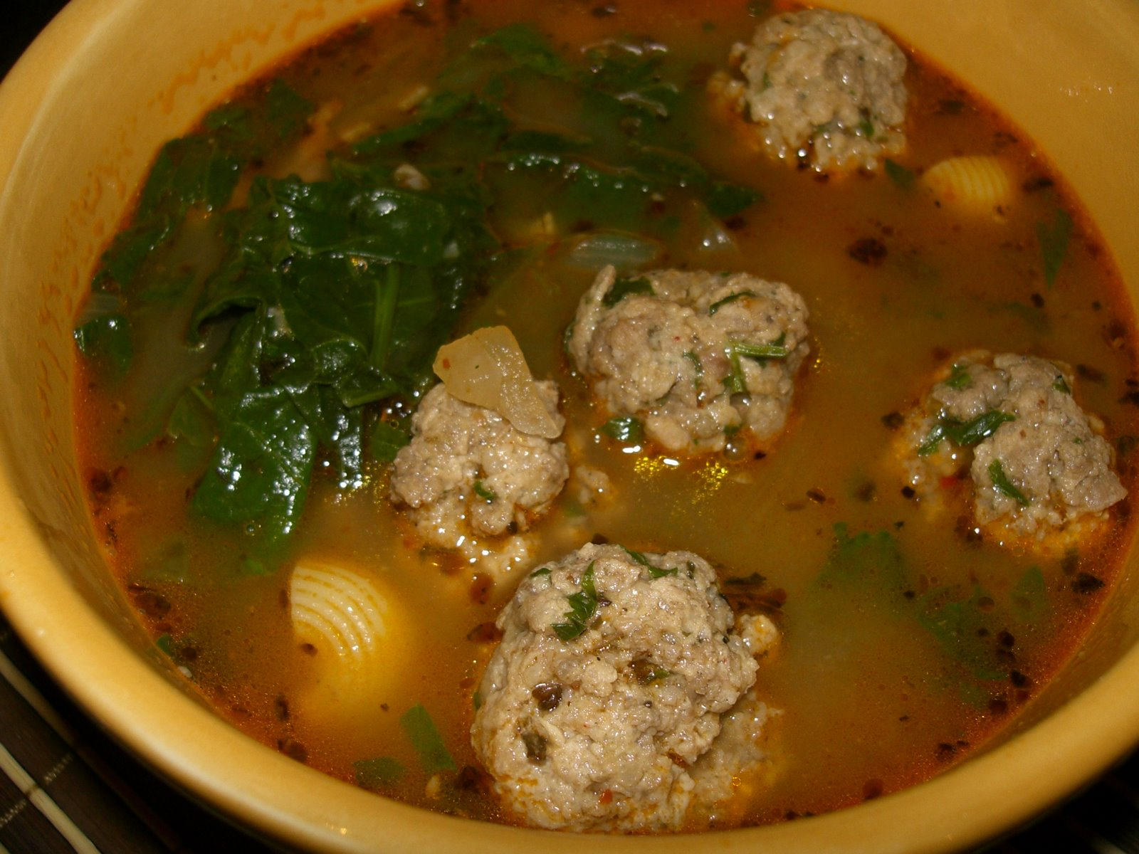 Olive garden italian wedding soup recipe